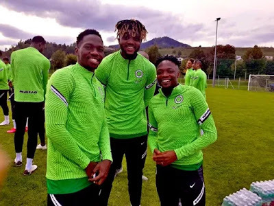 AFCON Qualifiers 2021: Musa Assures Nigerians Of Victory Ahead of Faceoff With Sierra Leone