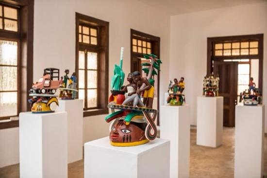 The Museum of the Zinsou Foundation, Benin Republic