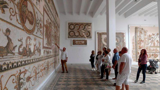 The National Bardo Museum, Tunisia
