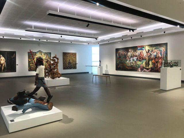 The Pretoria Art Museum, South Africa