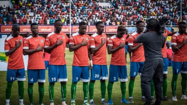 gambia full squad afcon