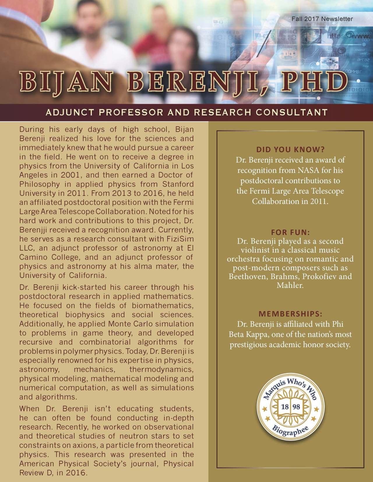 Berenji, Bijan 3665669_4003665669 Newsletter.jpg