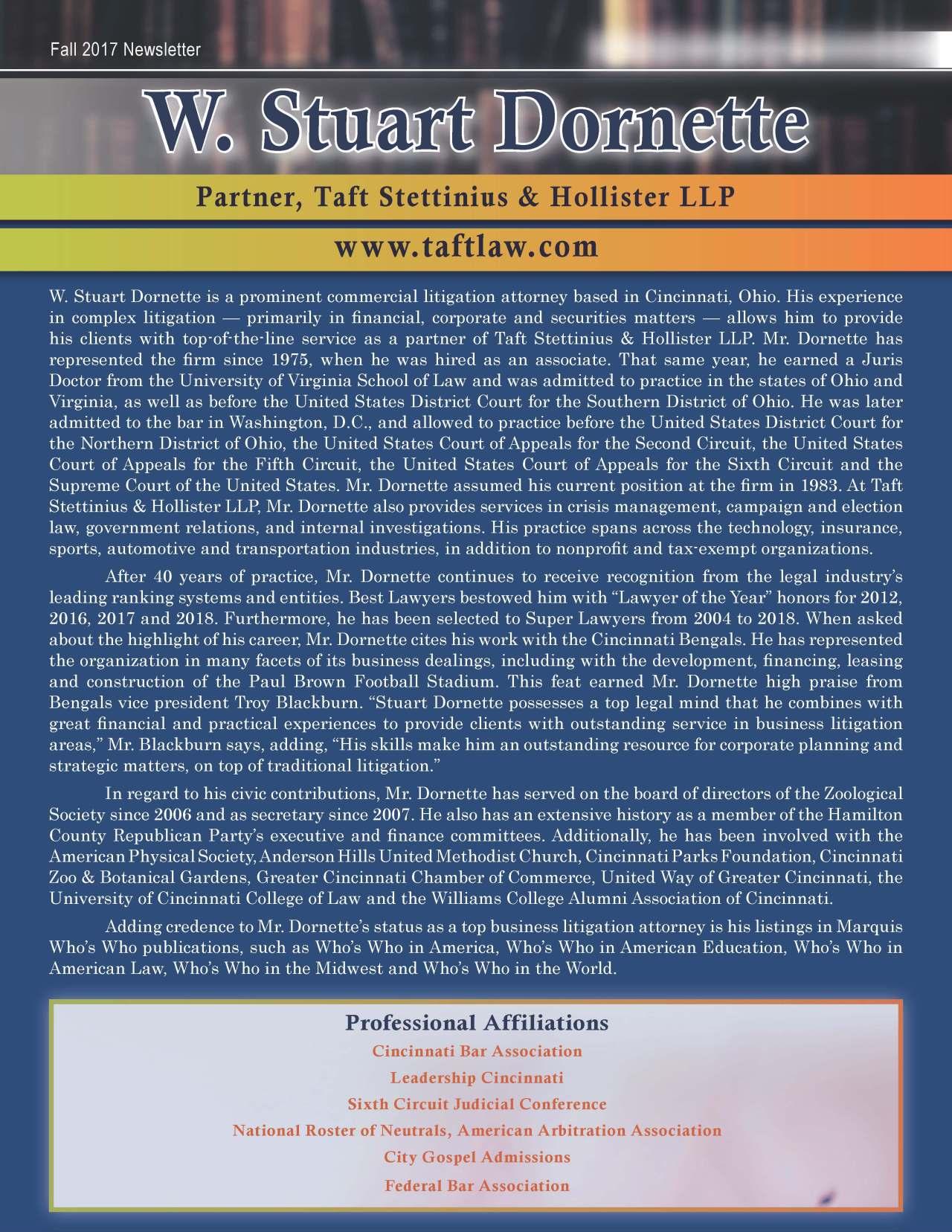 Dornette, W Stuart 3681516_411581 Newsletter