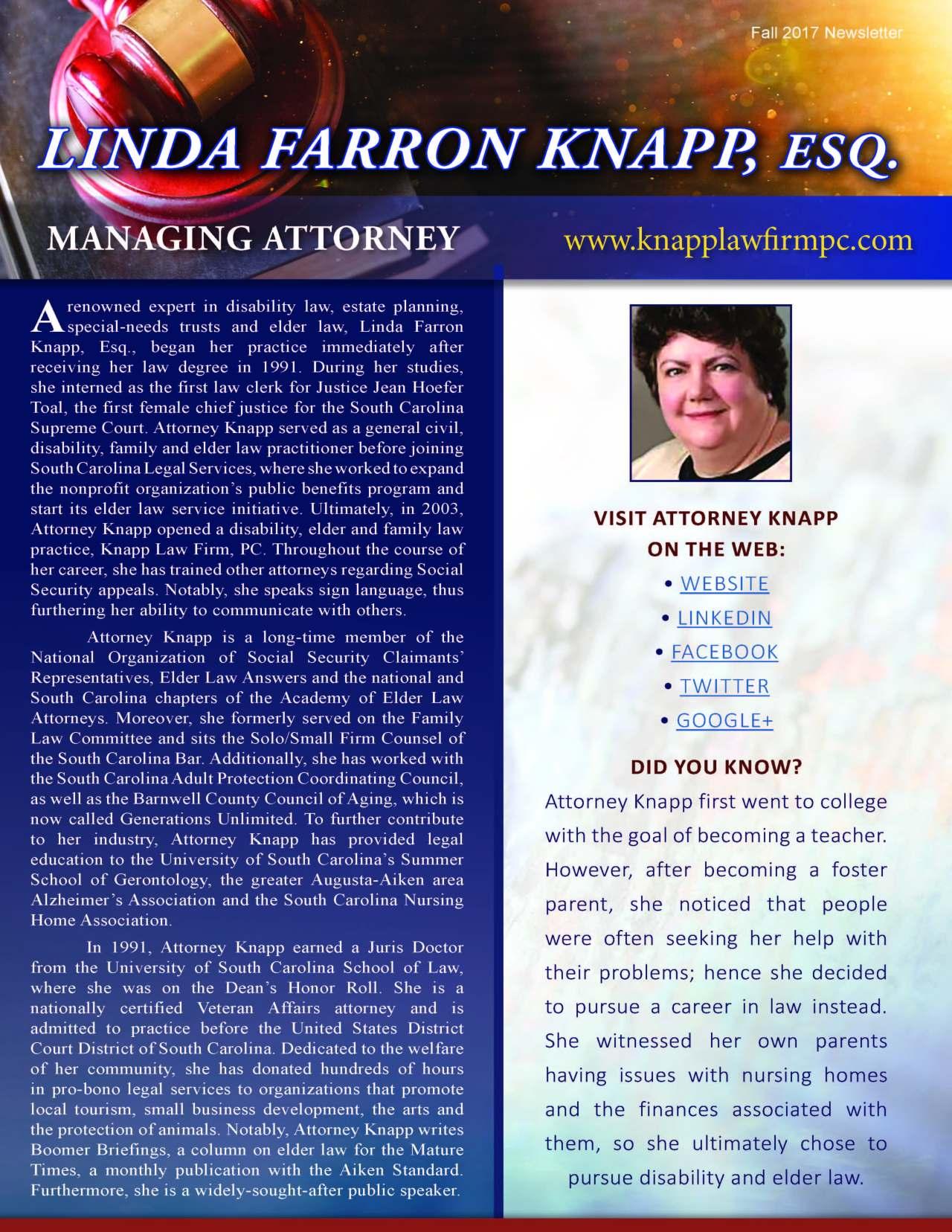 Farron Knapp, Linda 3685388_4003685388 Newsletter.jpg
