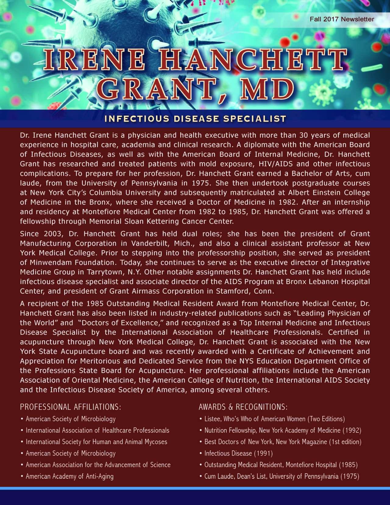 Hanchett Grant, Irene 3615012_32439450 Newsletter