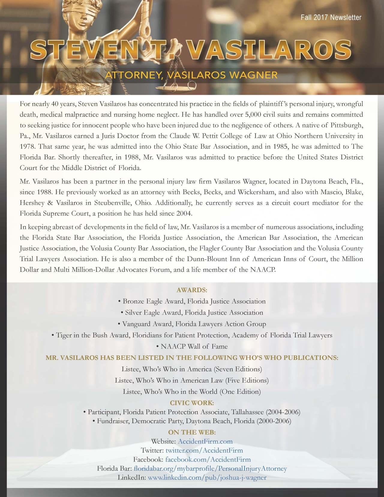 Vasilaros, Steven 3630752_32706912 Newsletter