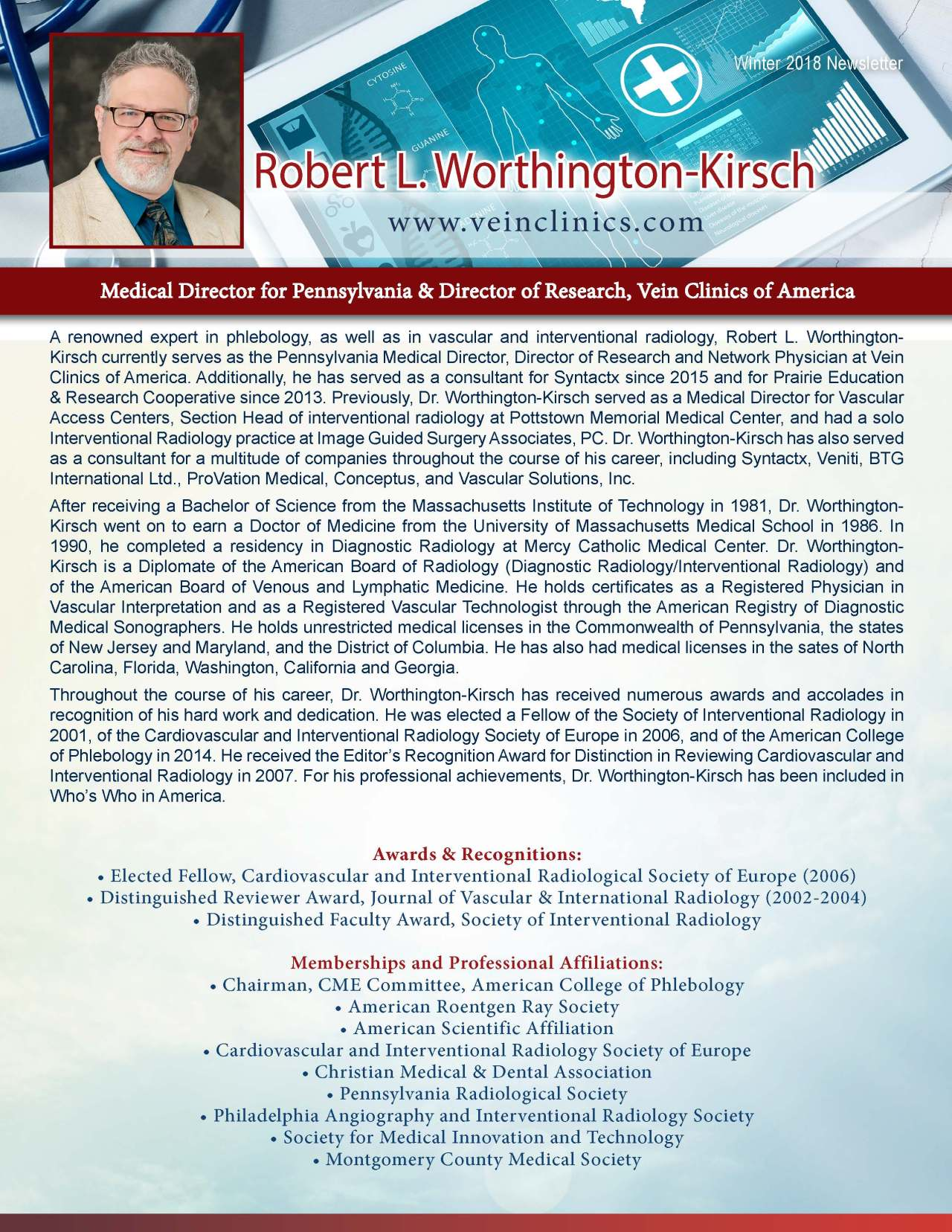 Worthington-Kirsch, Robert 3661850_35008599 Newsletter REVISED