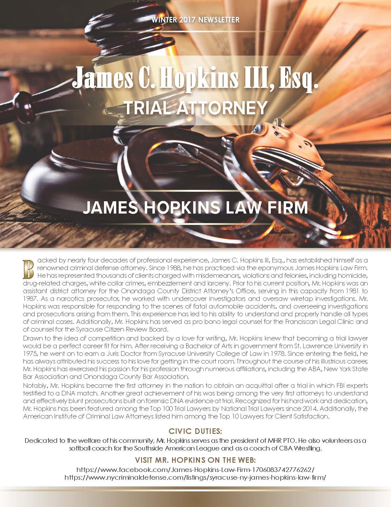 Hopkins, James 3688564_4003688564 Newsletter