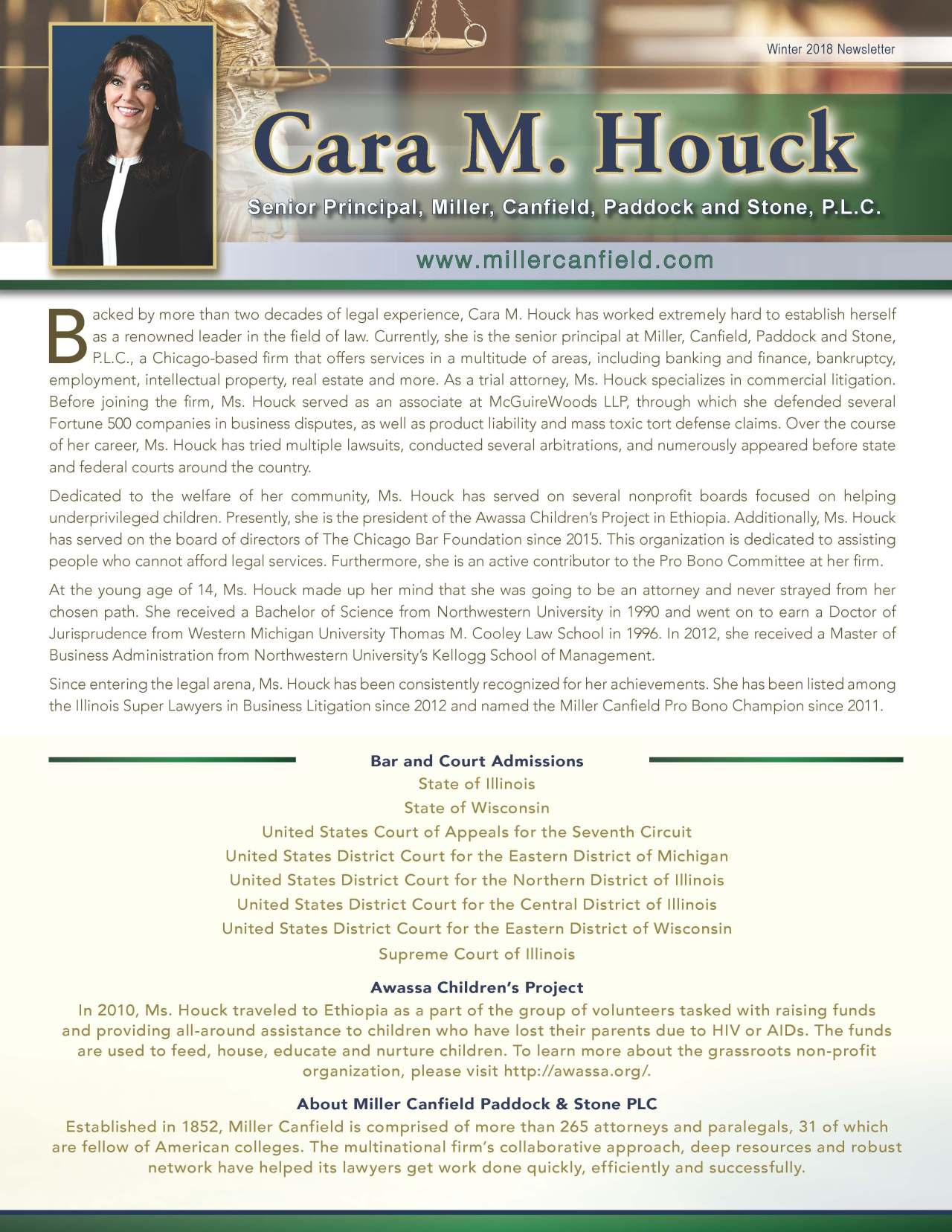 Houck, Cara 3673023_4003673023 Newsletter