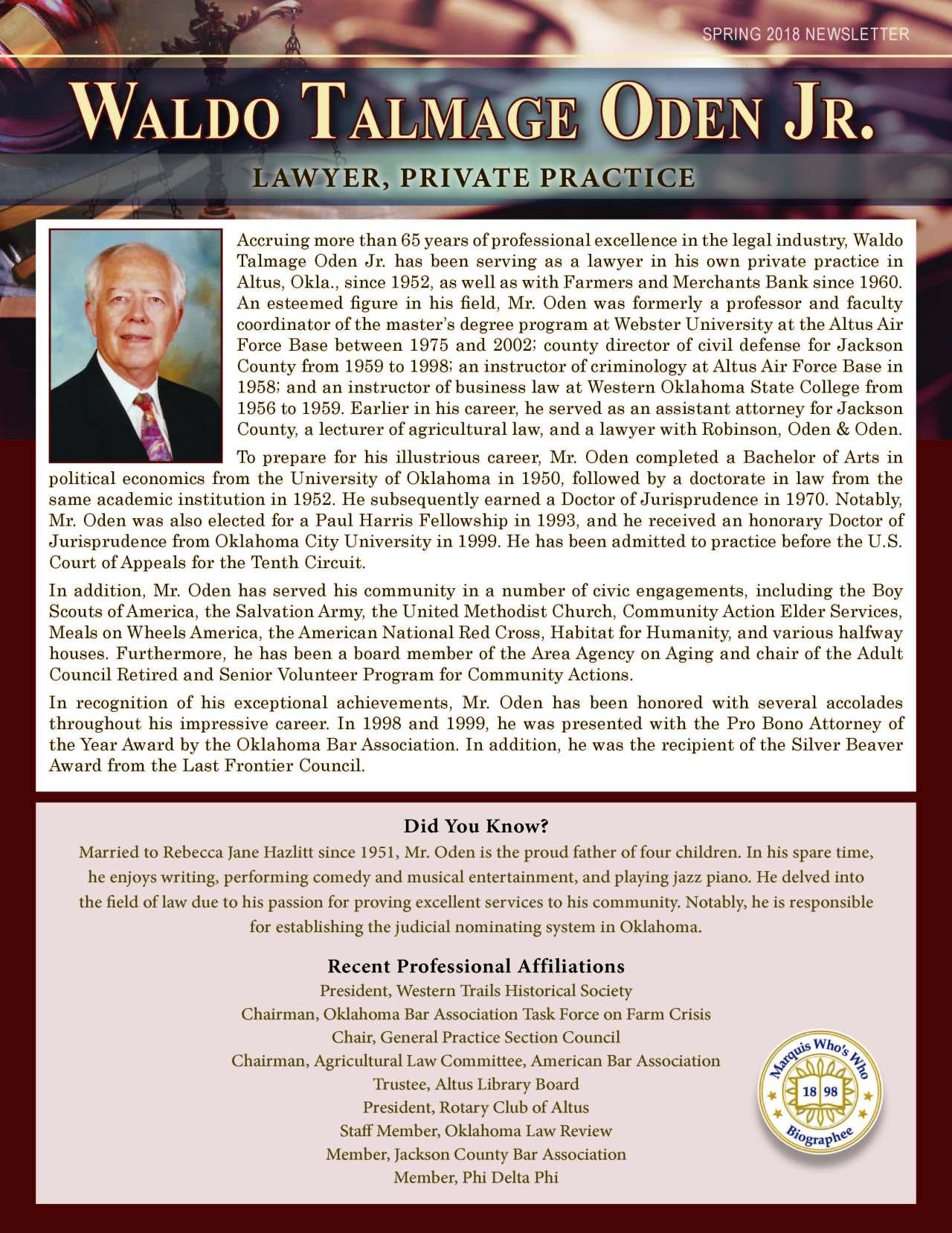 Oden, Waldo 2253703_507729 Newsletter.jpg