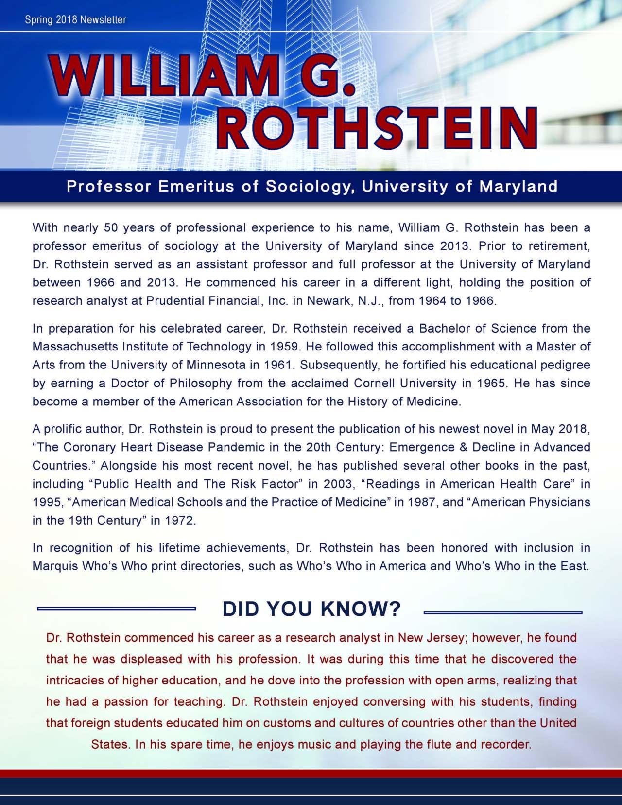 Rothstein, William 3628727_25945719 Newsletter.jpg