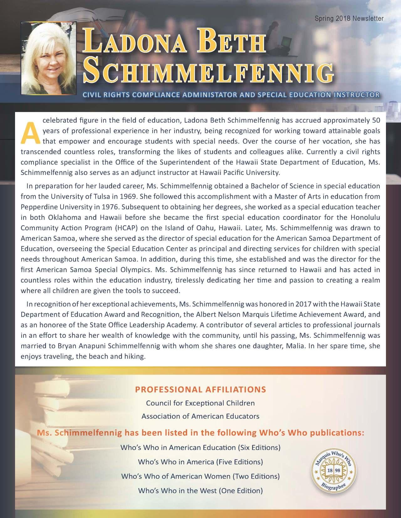 Schimmelfennig, Ladona 2765514_20073615 Newsletter REVISED