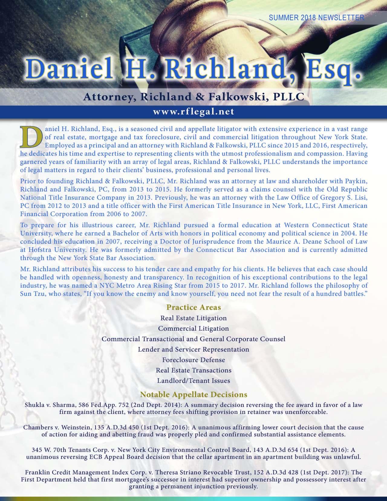 Daniel Richland