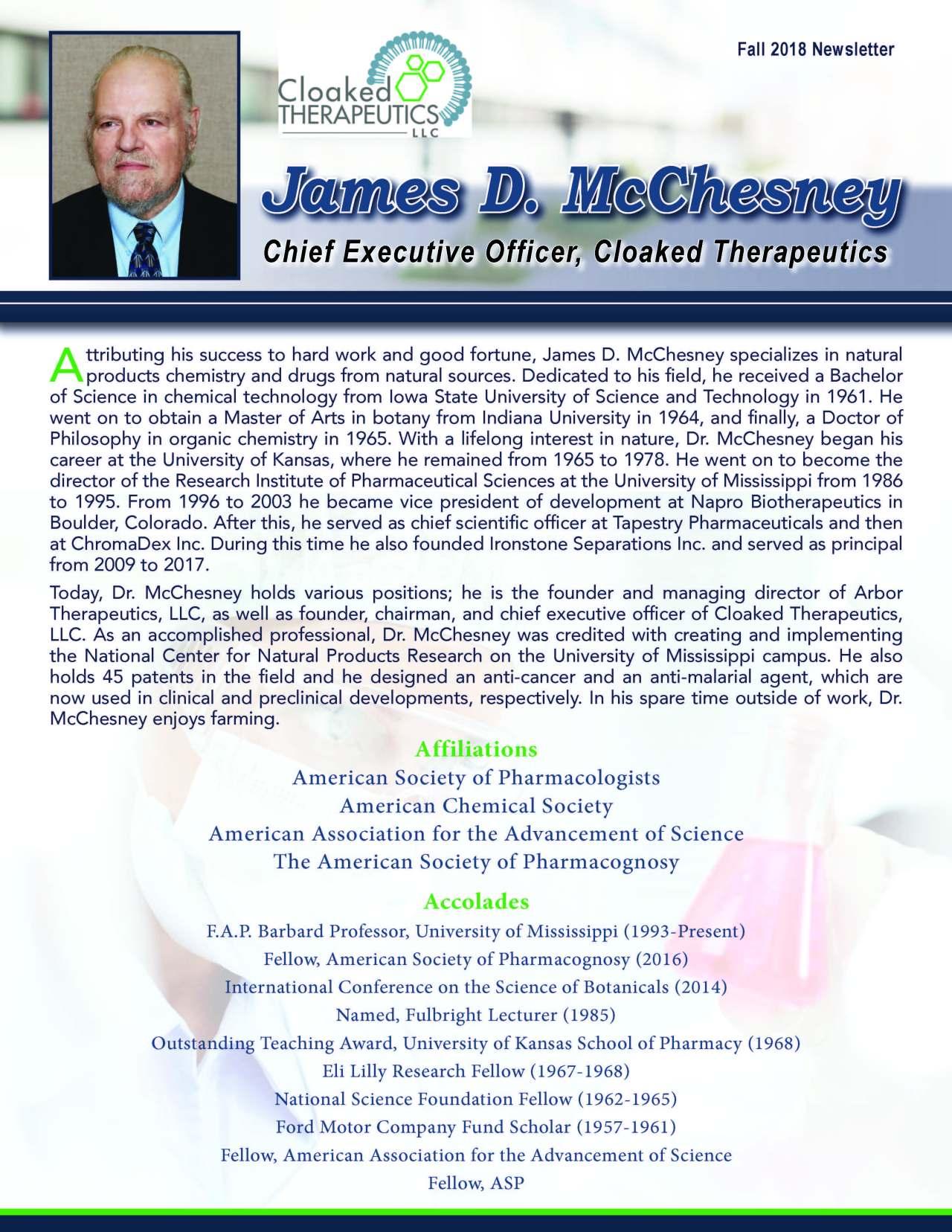 McChesney, James 3653261_21274535 Newsletter