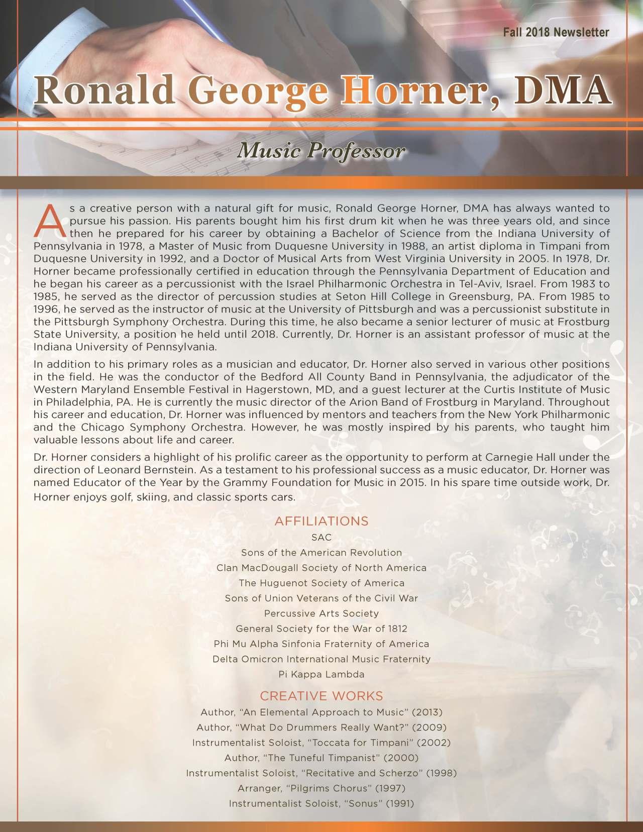 Horner, Ronald 3939520_30448191 Newsletter.jpg
