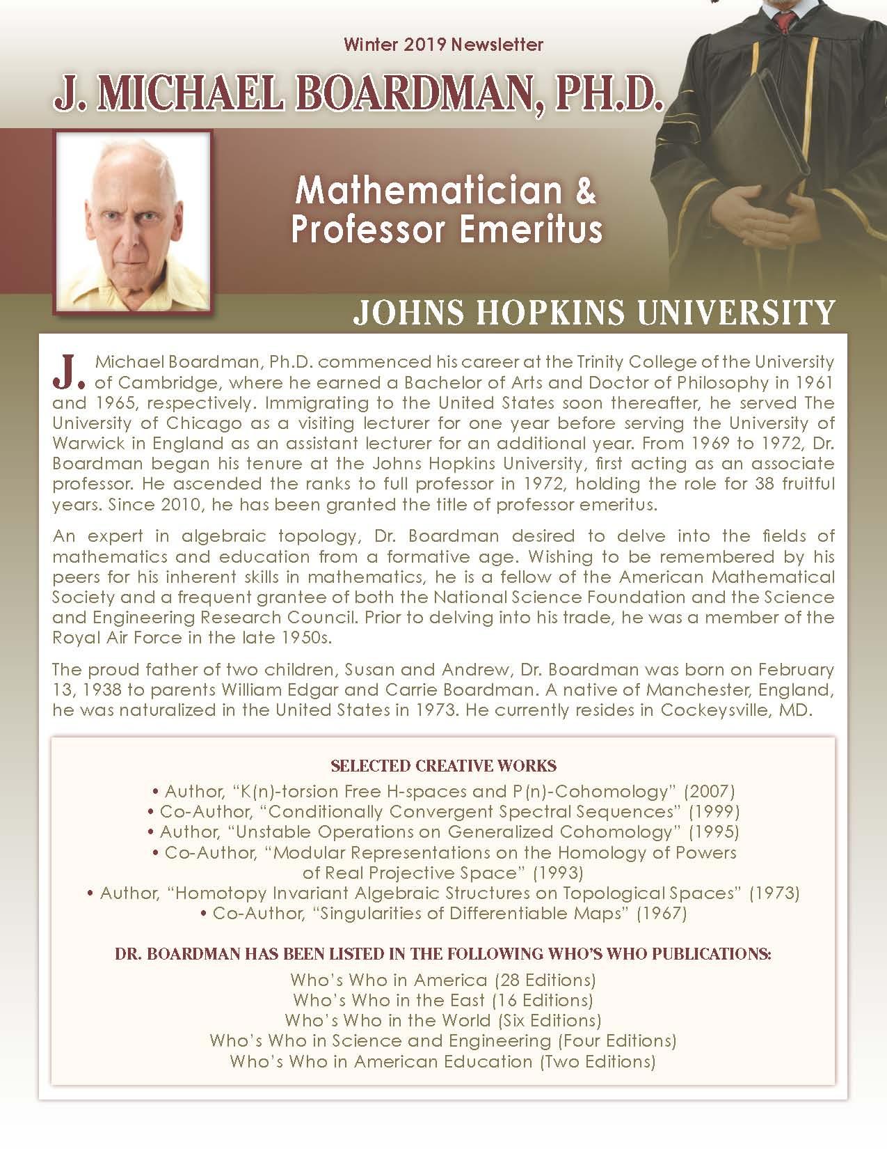 Boardman, John 2225401_2206956 Newsletter