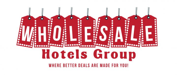 Wholesale Hotels Group - Hotel wholesale pricing at its best!
