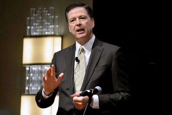 FBI, James Comey