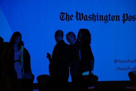 Bob Woodward, Washington Post