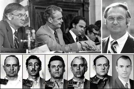 Senate Watergate Committee, Watergate Burglars