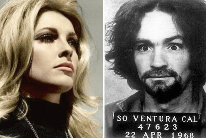 Image result for sharon tate charles manson