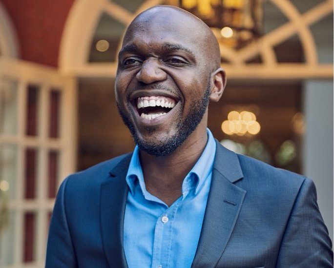 Image result for larry madowo