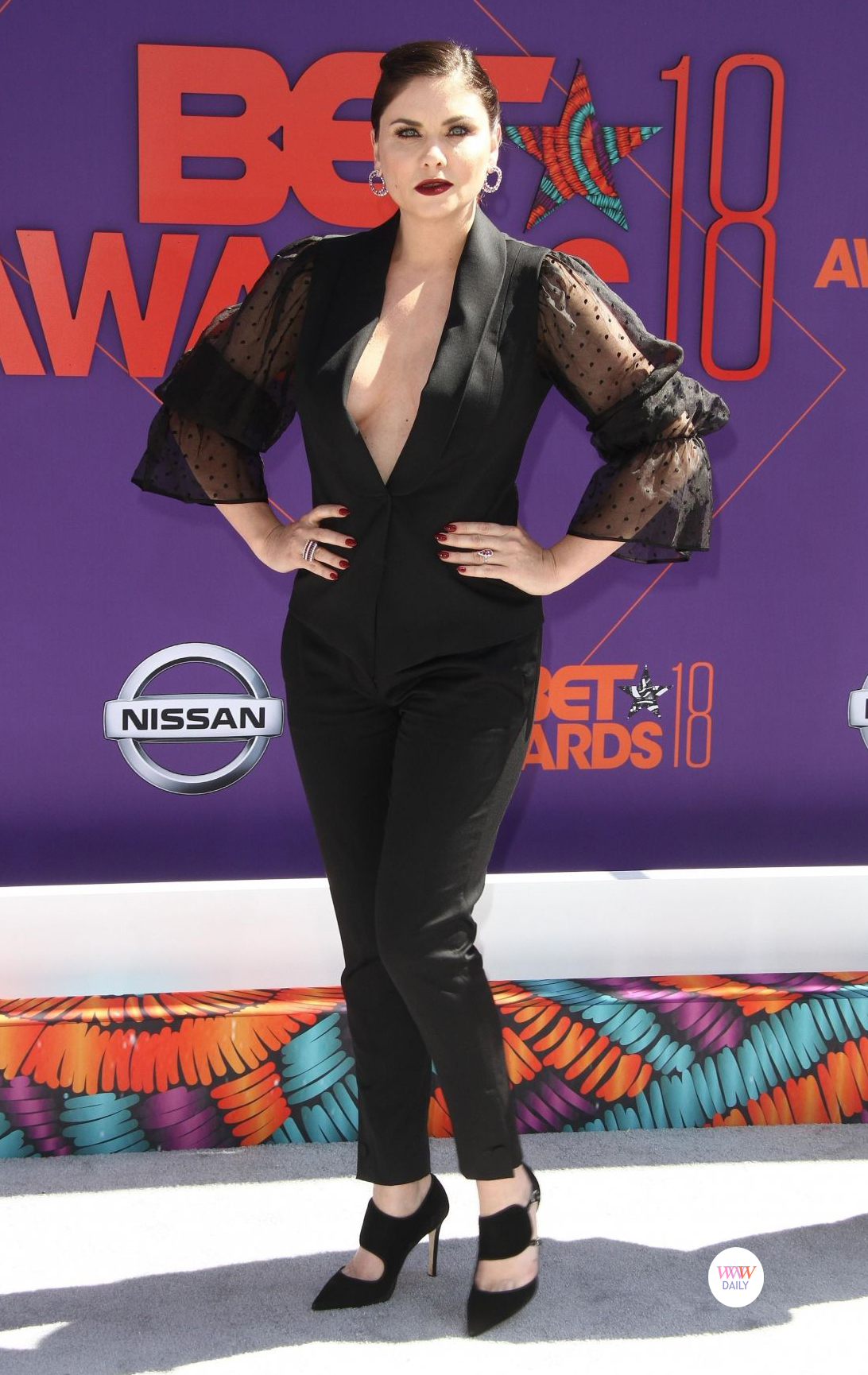 Jodi Lyn O Keefe 2018 Bet Awards In Los Angeles 2 Who Wore What