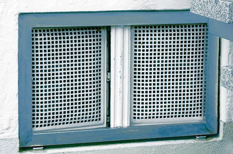Gut gemocht Kellerfenster abdichten | Hohenzollern Hochwasser Blog EO08