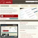 Omeka Web Site