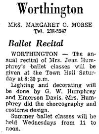 The Berkshire Eagle, June 3, 1969.