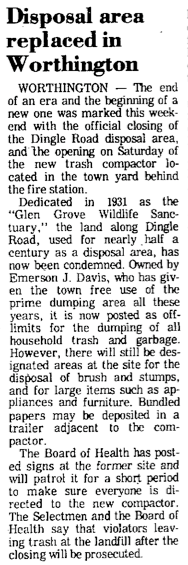 The Berkshire Eagle, November 21, 1977.