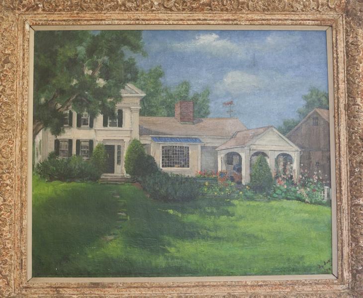 "Brookstone Farm, 24.5"" x 29.5"""