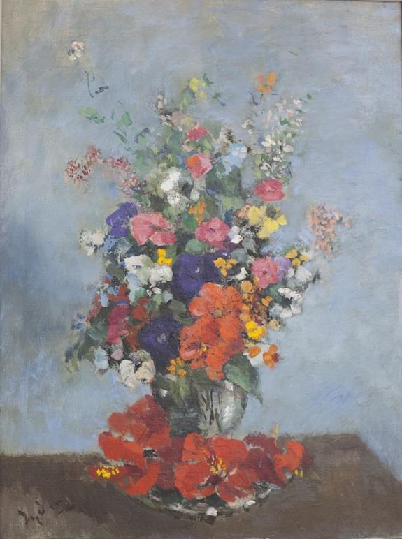 """A Large Bouquet, 18"""" x 24"""""""