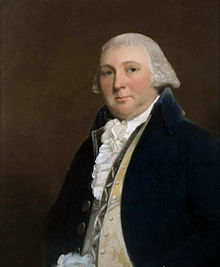 Gilbert Stuart portrait of William Shepard.