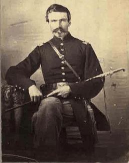 Elisha Tower in uniform.
