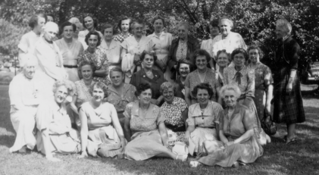 The Friendship Guild c. 1950.