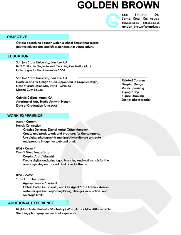 extracurricular activities in resumes template
