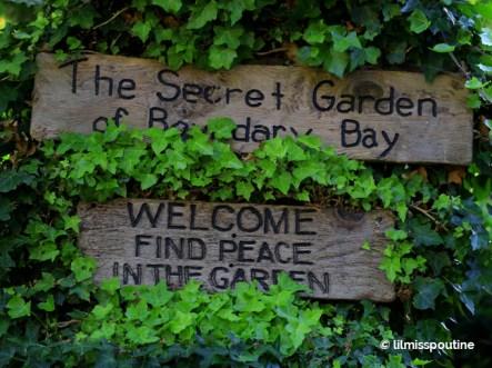 Welcome-Sign-Secret-Garden