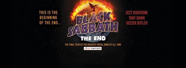 Black sabbath meet greet packages whats happening tulsa black sabbath meet greet packages m4hsunfo