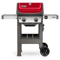 SpirII E210 RED LP Grill