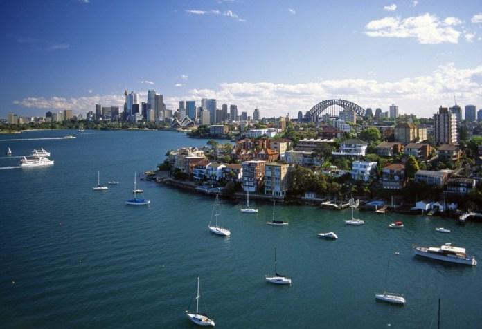 Baie de Sydney