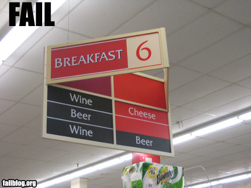WHV Ultimate Breakfast Shopping