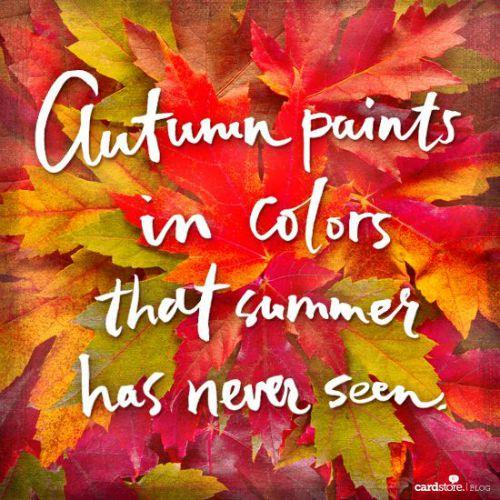 Charming Autumn Quotes Autumn Quotes Autumn Quotes ...