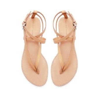 Basic Thong Sandal Zara