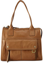 Fossil Morgan Brown Leather Bag Macys