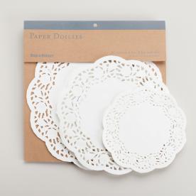 Paper Doilies World Market