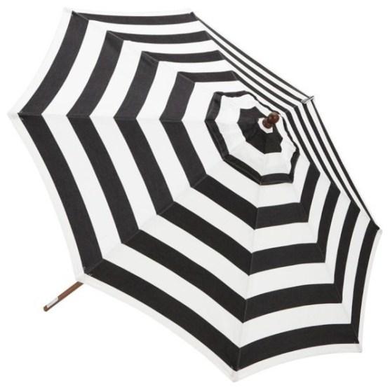 Sunbrella Umbrella Pottery Barn