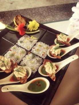Devil's Food Catering Cucumber Gazpacho Shot
