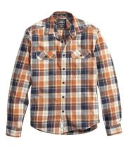 H&M Rustic Plaid Shirt