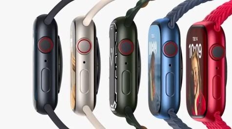 Apple 7 Series watch
